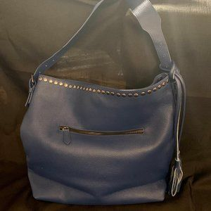 LAGGO Navy Bucket Bag with Tassel BRAND NEW